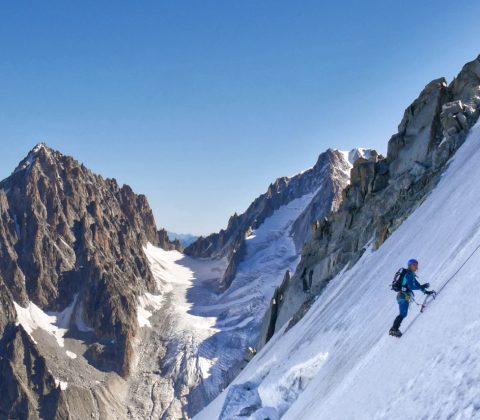 Technical Alpine Climbing Course – Level 3